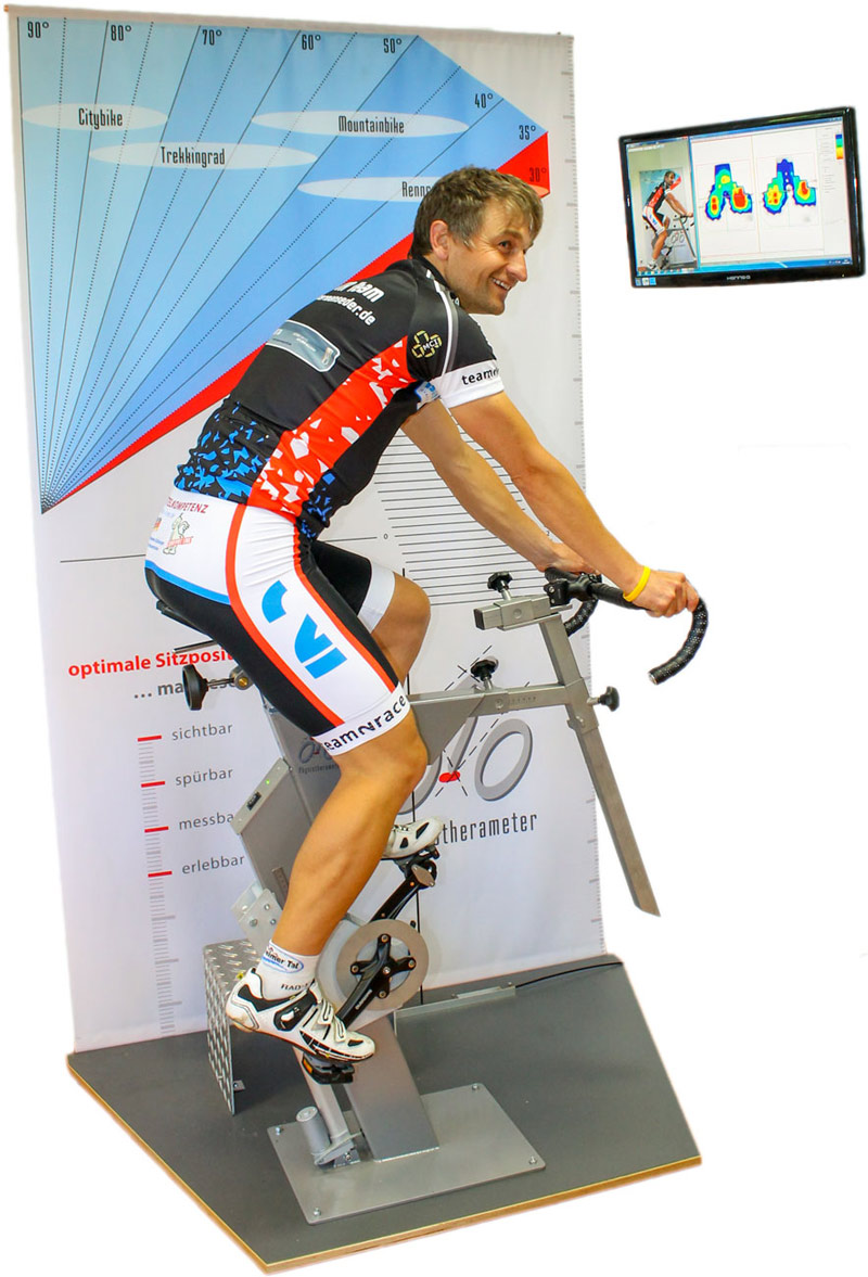 Bikefitting in Leer